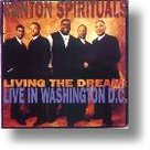 Canton-Spirituals-Living-The-Dream:Live-In-Washington-D.C