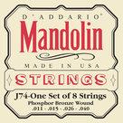 DADDARIO-J74-MANDOLIN-SNAREN