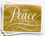 "WENSKAART ""God's Peace To You""_10"