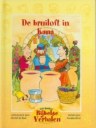 """KINDERBOEK Michel de Boer """"De bruiloft in Kana"""""""