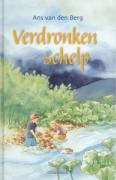 """KINDERBOEK Ans van den Berg """"Verdronken schelp"""""""