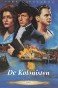 """ROMAN Jack Cavanaugh """"De Kolonisten"""""""