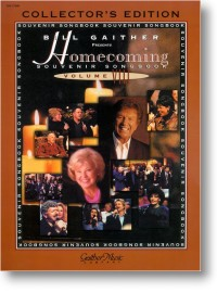 Homecoming Souvenir Songbook - Volume 8