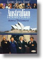 """Gaither Vocal Band """"Australian Homecoming"""""""
