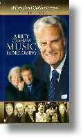 """Gaither Homecoming """"A Billy Graham Music Homecoming - Vol 1"""""""