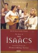 """DVD Isaacs """"The Best Of The Isaacs"""""""