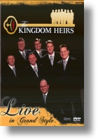 """Kindom Heirs """"LIVE in Grand Style"""""""