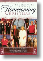 """DVD Gaither Homecoming """"Homecoming Christmas From South Africa"""""""