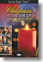 """DVD Gaither Homecoming """"Christmas A Time For Joy"""""""