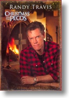 "DVD Randy Travis ""Christmas On The Pecos"""