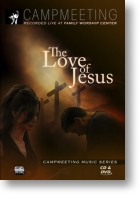 "Jimmy Swaggart ""The Love Of Jesus"""