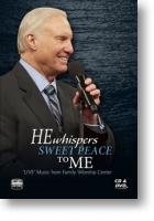 "Jimmy Swaggart ""He Whispers Sweet Peace To Me"""