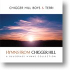 """Chigger Hill Boys & Terri, """"Hymns From Chigger Hill"""""""
