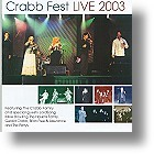 """Crabb Family """"Crabb Fest LIVE 2003"""""""