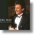 """Del Way """"Hymns From The Heart"""""""