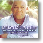 """Jonathan Butler, """"Falling In Love With Jesus"""""""