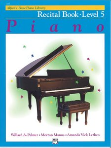 Alfred's Basic Piano Library Recital 5