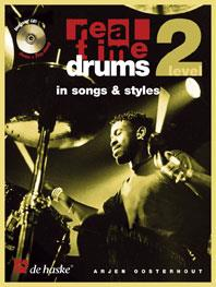 Real Time Drums in Songs & Styles (NL) Level 2