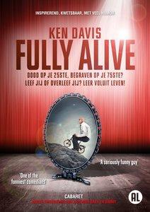 KEN DAVIS - FULLY ALIVE | Cabaret