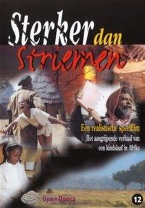STERKER DAN STRIEMEN -aangrijpende verhaal van en kindslaaf in Afrika | Realistische speelfim