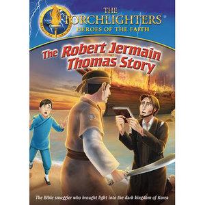 HET VERHAAL VAN ROBERT JERMAIN THOMAS | Animatie | Kinderen