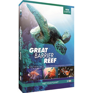 GREAT BARRIER REEF| BBC EARTH | Documentaire | Natuur