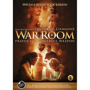 WAR ROOM Kerkeneditie | Drama | Huwelijk | Studie