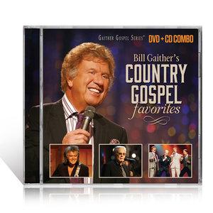 Bill Gaither's Country Gospel favorites | DVD/CD Combo