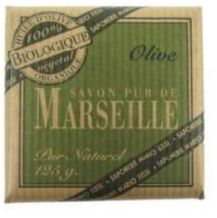 "Savon pur de Marseille Soap Bar ""Olive"""