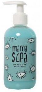 "Mama Sopa Hand Soap ""Bubble Blue"""