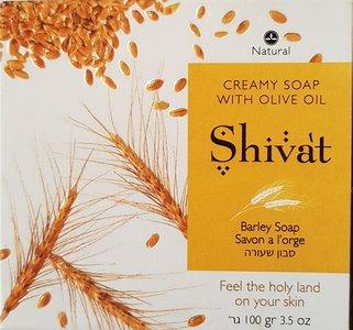 "Shivat Creamy Soap ""Gerst"" 100gram"