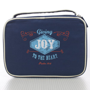 "BIBLE COVER ""JOY"""