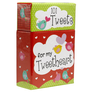 "BOX OF BLESSINGS ""101 Tweets For My Tweetheart"""