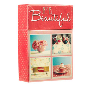 """BOX OF BLESSINGS """"Life is Beautiful"""""""