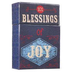 """BOX OF BLESSINGS """"101 Blessings of Joy"""""""