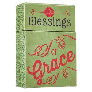 """BOX OF BLESSINGS """"101 Blessings for Grace"""""""