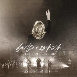 ".Darlene Zschech DVD/CD ""Here I Am / Send Me"""