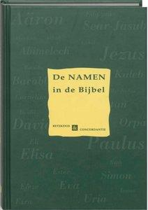 """Boek -H.B. Slagter """"De NAMEN in de Bijbel"""""""