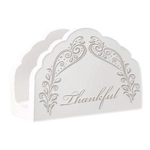 "Servethouder ""Thankful"" -Thankful collection"