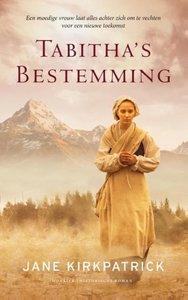 "ROMAN Jane Kirkpatrick ""Tabitha's bestemming"""