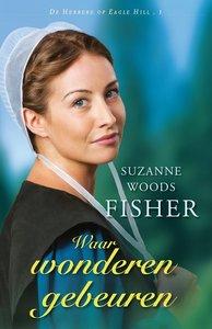 """ROMAN Suzanne Woods Fisher """"Waar wonderen gebeuren"""""""