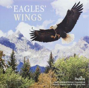"""WANDKALENDER """"On Eagels Wings"""""""