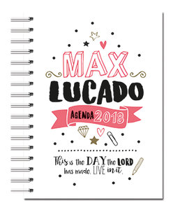 """AGENDA Max Lucado """"This is the day the Lord has made"""""""