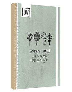 AGENDA 2018 LUV | voor mooie herinneringen