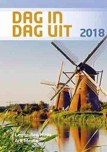 "DAGBOEK 2018 ""Dag in dag uit 2018"""