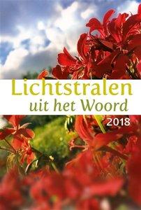 """DAGBOEK 2018 """"Lichtstralen uit het Woord 2018"""""""
