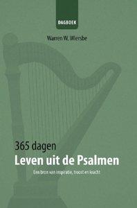 """DAGBOEK Warren Wierbse """"365 dagen leven uit de Psalmen"""""""