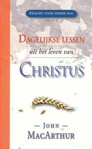 """DAGBOEK John McArthur """"Dagelijkse lessen uit het leven van Christus"""""""