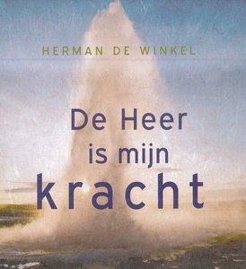 """GESCHENKBOEK Herman de Winkel """"De Heer is mijn Kracht"""""""