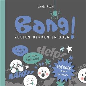 """KINDERBOEK  Linda Klein """"Bang!"""" voelen denken doen"""